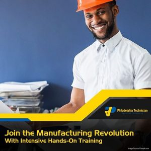 Philadelphia Trade school Manufacturing & Automation Technician Program