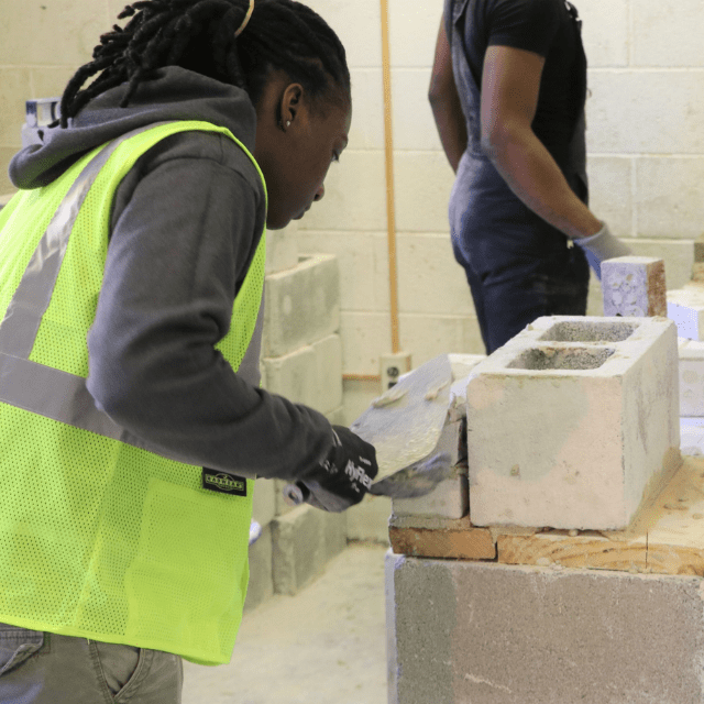 Concrete, Masonry & Framing Technician Course