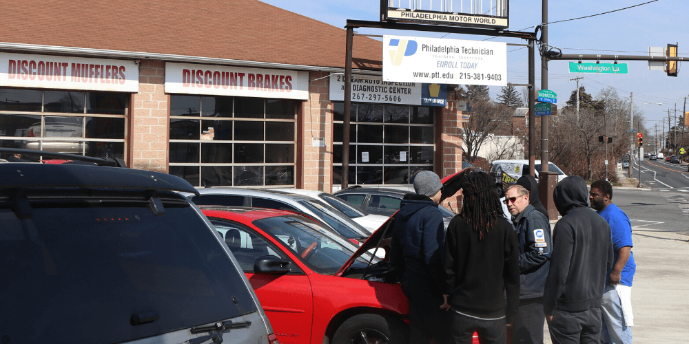 Facilities at Philadelphia Technician Training Institute That Help Students Excel at Automotive Repair