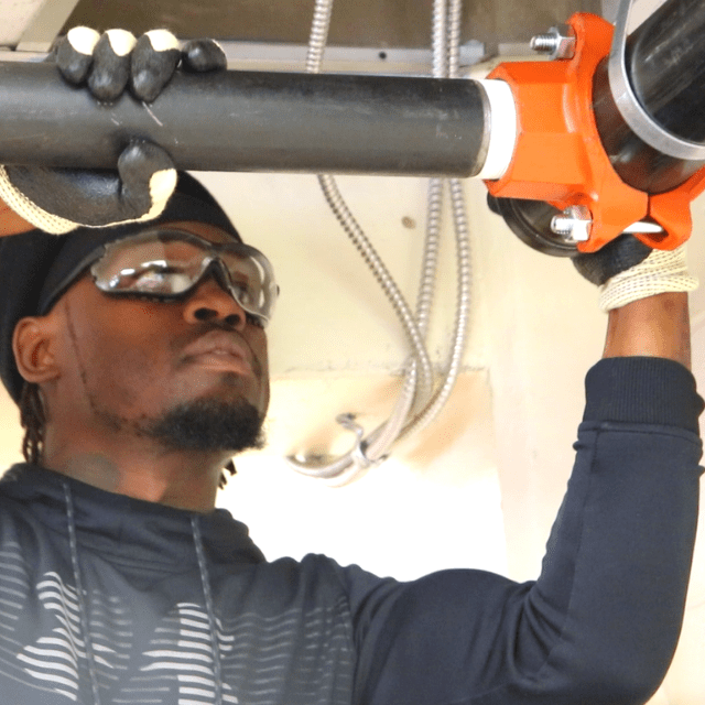 Steam, Sprinkler and Pipe Fitting Technician Program