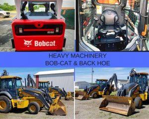 Philadelphia Heavy Machinery training school