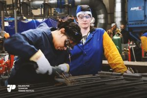 What is the future of welding technology industry?