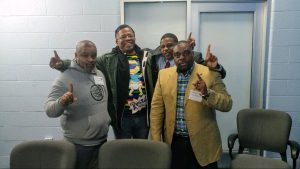 Community Gathers to discuss upliftment of youth in Philadelphia
