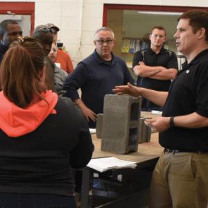Philadelphia Technician Training Institute Concrete Framing and Masonry Technician Program