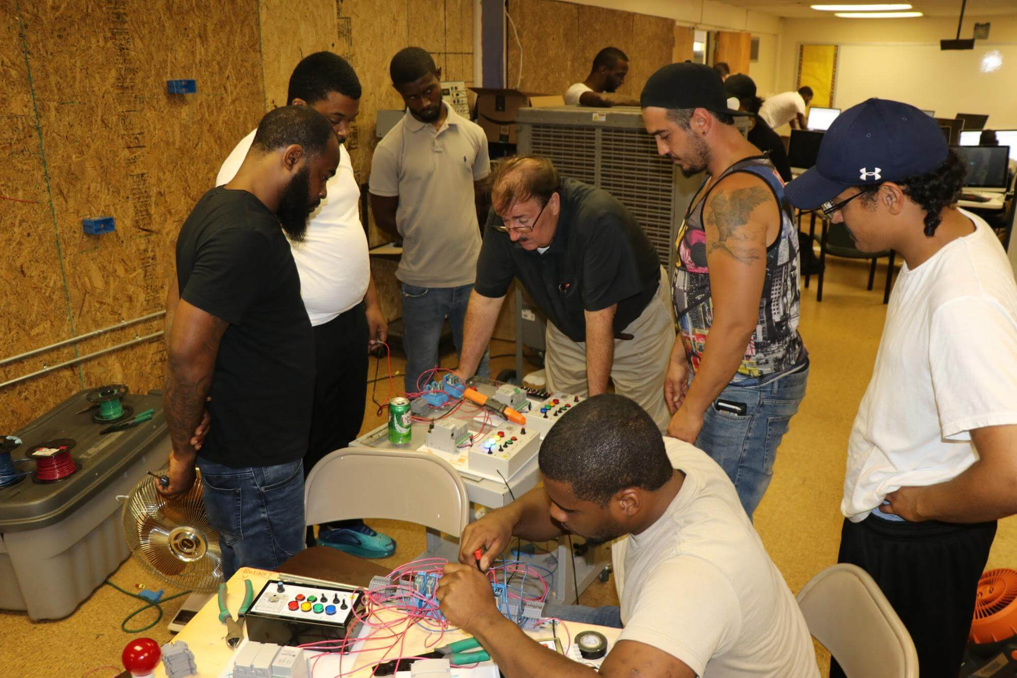 Focussed and guided for student technical training program philadelphia