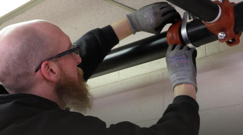 Steam, Sprinkler and Pipe Fitter or Plumber Instructor