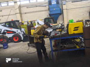Welding Training Program Philadelphia Philadelphia Technician Training Institute