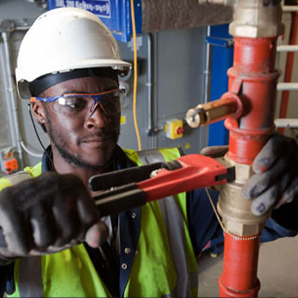 Philadelphia Technician Training Institute Steam Sprinkler and Pipe Fitter, Plumbing Training Program