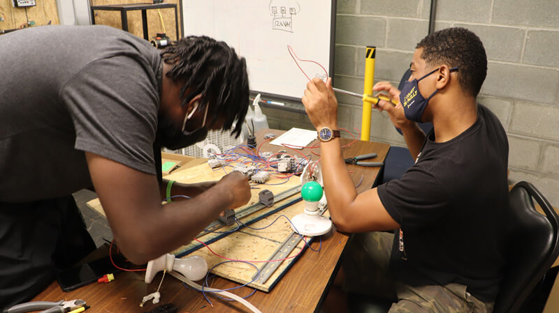 Electrician Training at Trade School in Philadelphia, Philadelphia Technician Training Institute