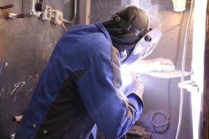 Welding Technician training program at Philadelphia Technician Training Institute
