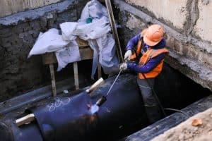 welding-work-man-welder-welds-the-pipeline