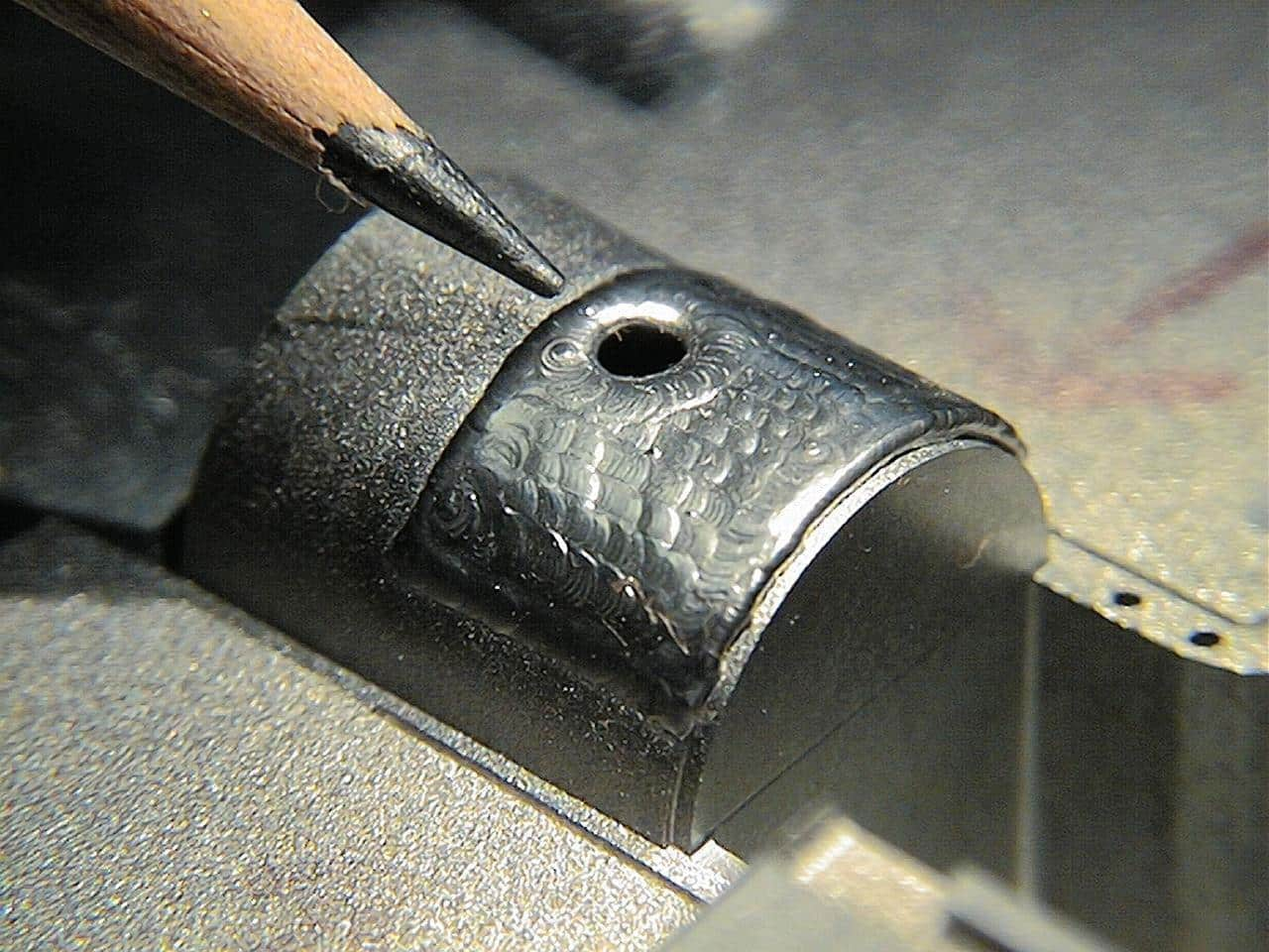 The Growth of Micro Welding