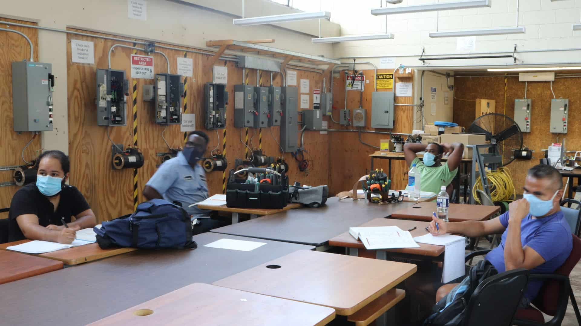 Manufacturing and Electrician Training Program in Philadelphia