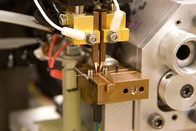 Resistance micro-welding
