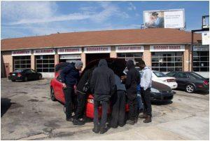 Career as an automotive repair technician