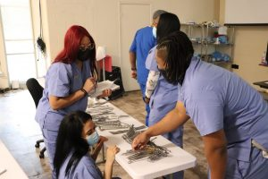 Learning sterile services and growing together is our belief at Philadelphia Technician Training Institute