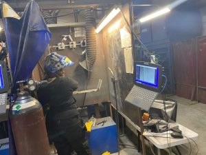 Women too are now into welding technology