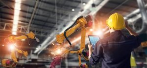 collaborative AI artificial intelligence welding in welding industry