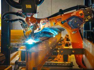intelligent welding technology artificial intelligence AI
