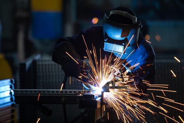robotic welding program