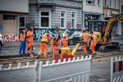 Job opportunities through construction training program