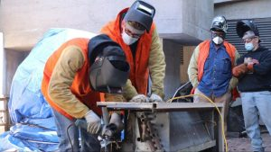 Plumbing and pipefitter training for plumbing certification