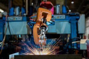 Advance welding process robotic welding