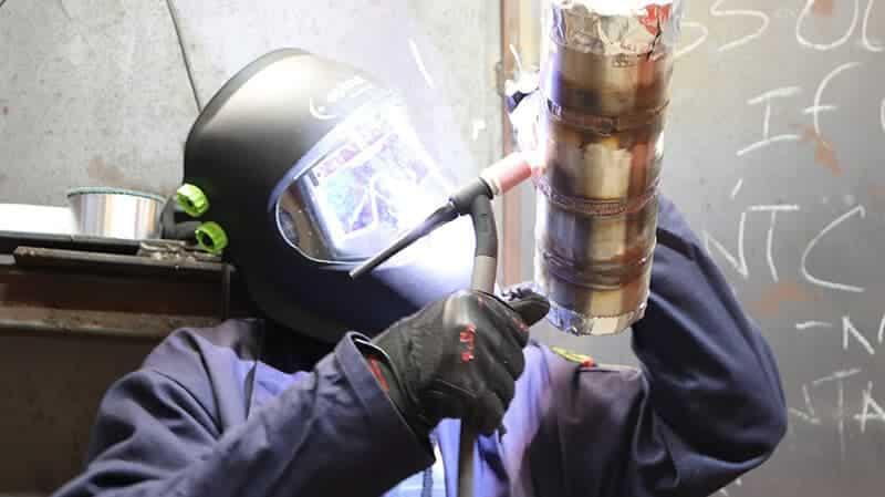 Trade school for welding