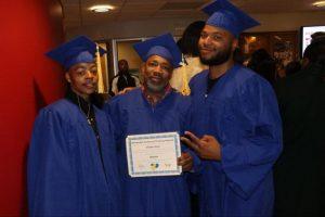 black youth is Philadelphia help the community through education