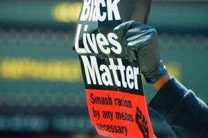 blacklivesmatter protest to tackle racism