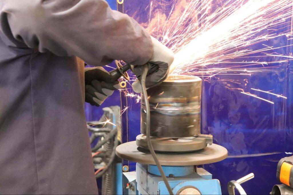 welder training at welder training school in Philadelphia