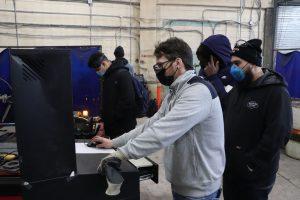 welding education in welding trade school