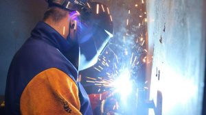 welding is one of the skilled trades in high demand