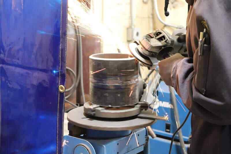 Hands-on welder training