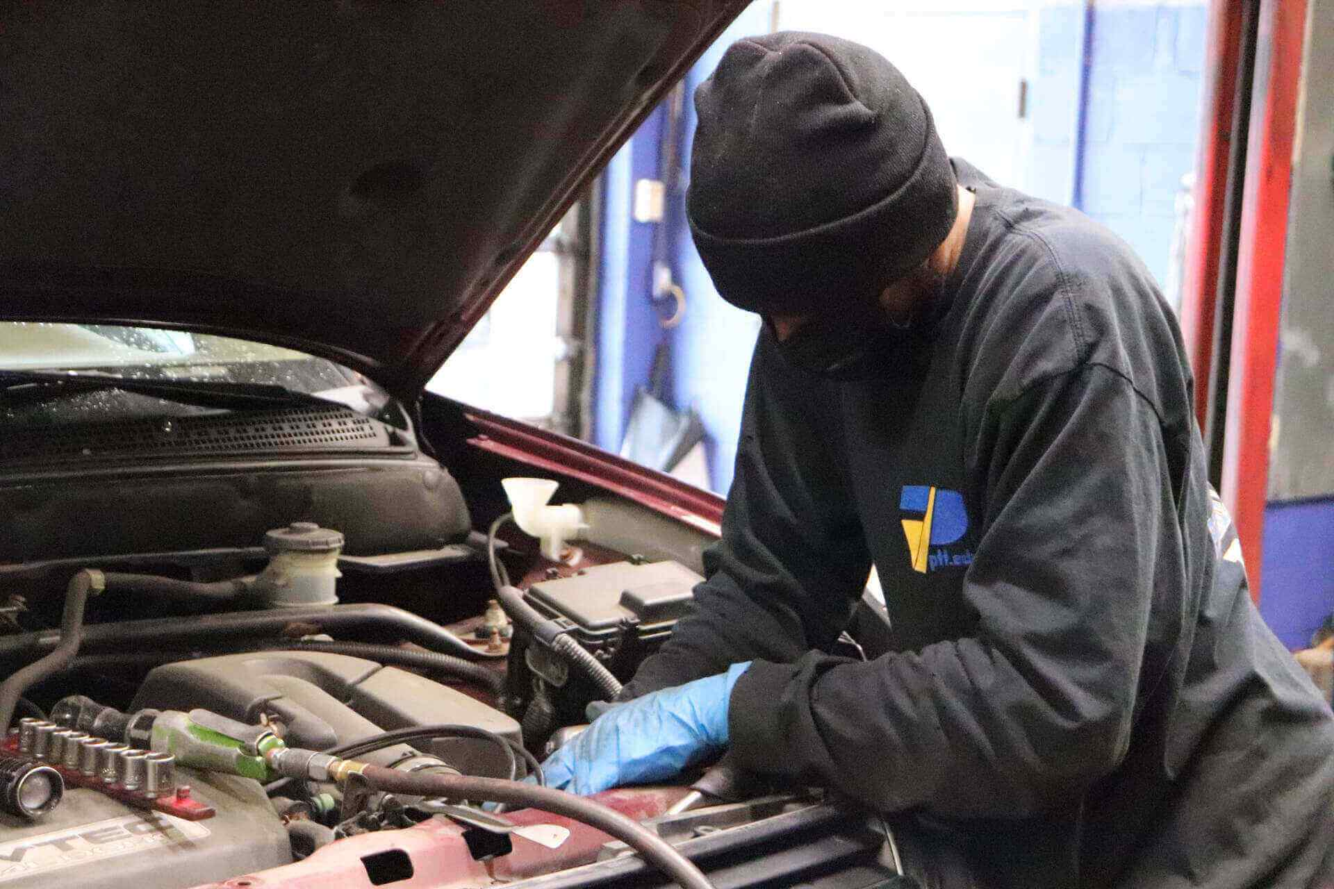 What Are My Career Opportunities As A Certified Auto Mechanic?