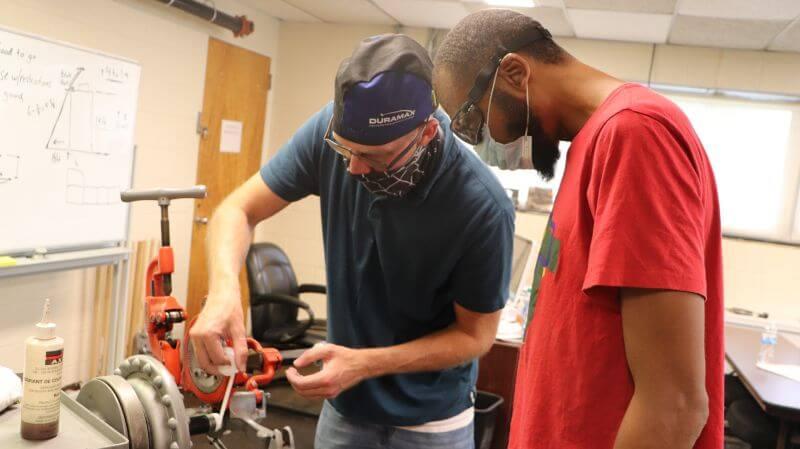 trade schools plumbing