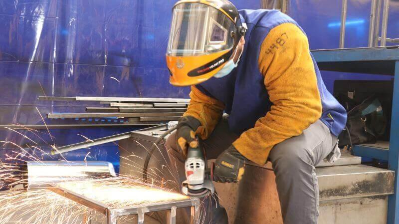 welding career