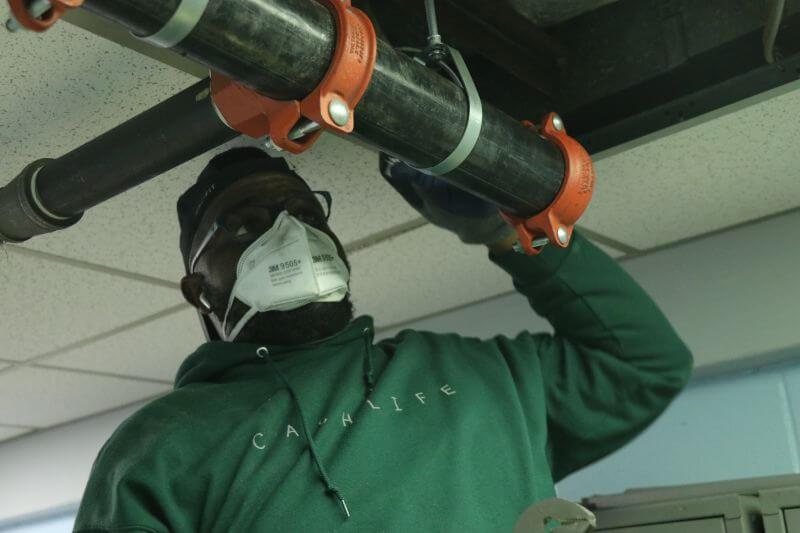 training for plumbing