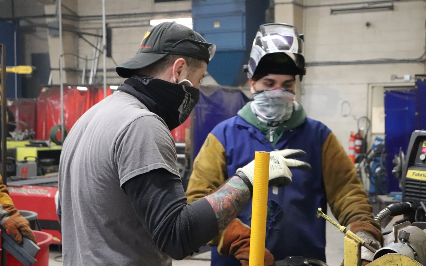 What Are The Basics Of Welding